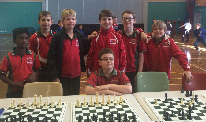 Mackay Chess Competition