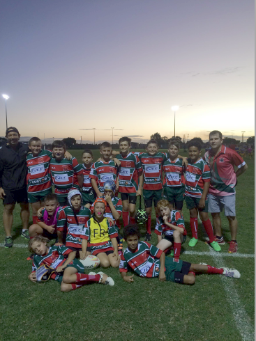 Northview U12 Rugby League Team