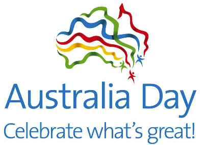 Australia Day Dress Up - Come Dressed in your Aussie Colours